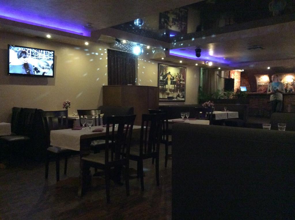 Ресторан YSбар