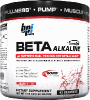 Бета-Алкалайн, BPI Sports, Beta-Alkaline, 40 порций,