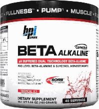 Бета-Алкалайн, BPI Sports, Beta-Alkaline, 40 порций,