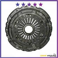 Корзина сцепления МАЗ ЯМЗ-236, ХТЗ (муфта) лепестковая | 181.1601090