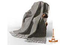 Плед овечья шерсть 140х200 LU-17017