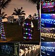 Новогодняя гирлянда, Длина 20 Метров, Мультиколор, фото 5