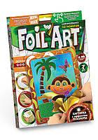Аппликация цветной фольгой «FOIL ART»