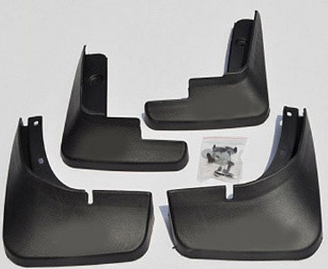 Брызговики полный комплект для Chevrolet CRUZE Sedan 2009-2012 комплект 4шт MF.CHCR2009