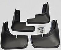 Брызговики полный комплект для Chevrolet CRUZE Sedan 2009- комплект 4шт MF.CHCR2009