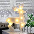Новогодняя скульптура 3D-светодиод , фото 6