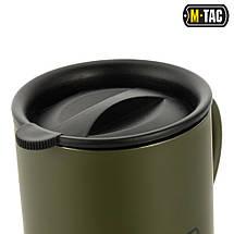 Термокружка з кришкою 400мл, фото 3