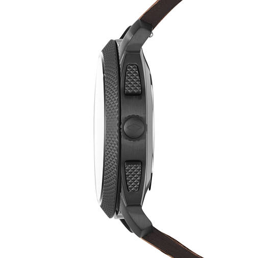 Fossil Hybrid Smartwatch Machine Dark FTW1163, фото 2