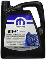 Масло трансмиссионное Mopar ATF+4 (68218058AC) 5 л.