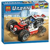 """Конструктор Bela 10644 (аналог Lego City 60145) """"Багги"""", 87 деталей"""