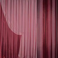 Вуаль вишнева темна ш.280 (30155.006)
