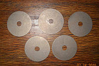 Алмазные спеченные отрезные диски не больших размеров