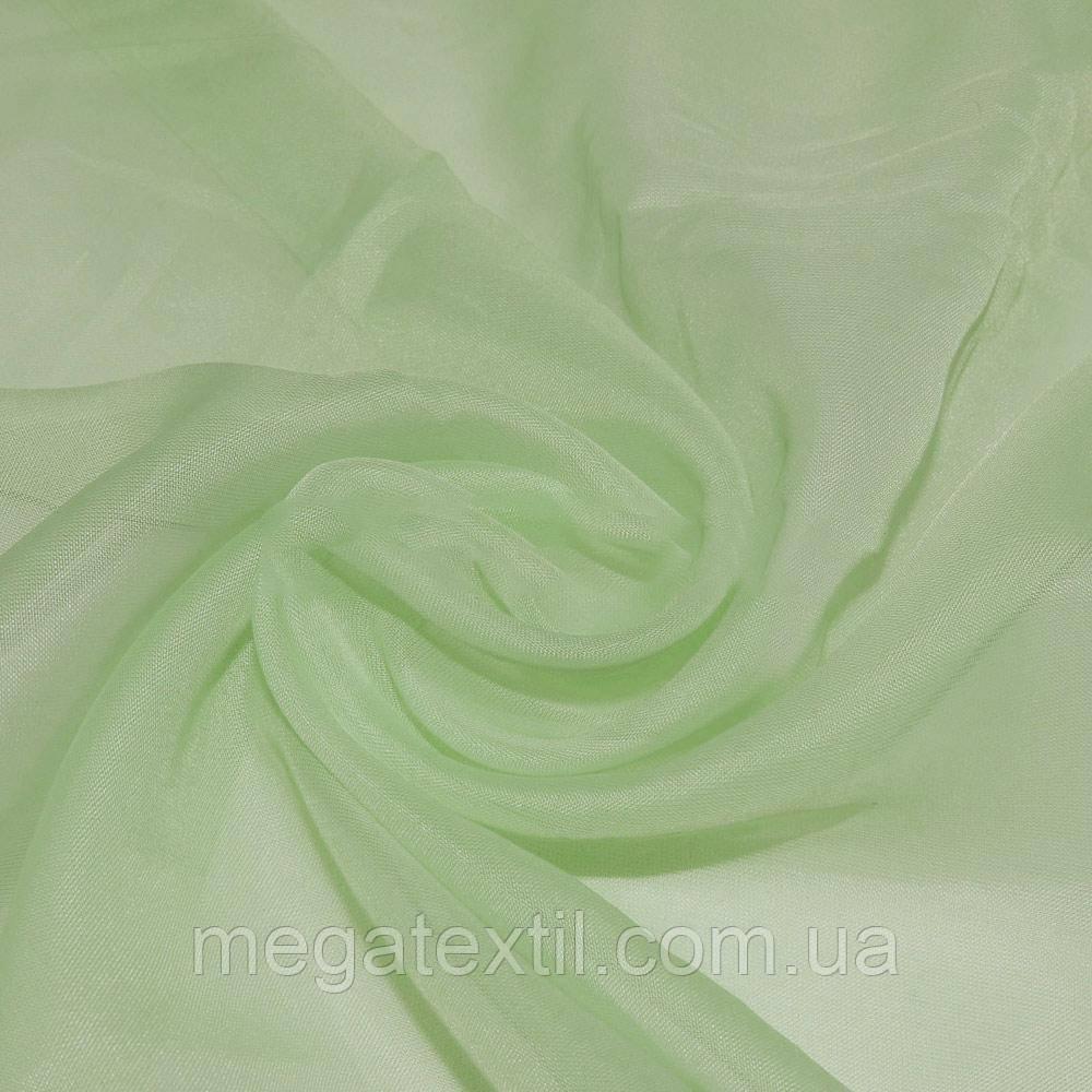 Вуаль оливково-салатова ш.280 (30155.048)
