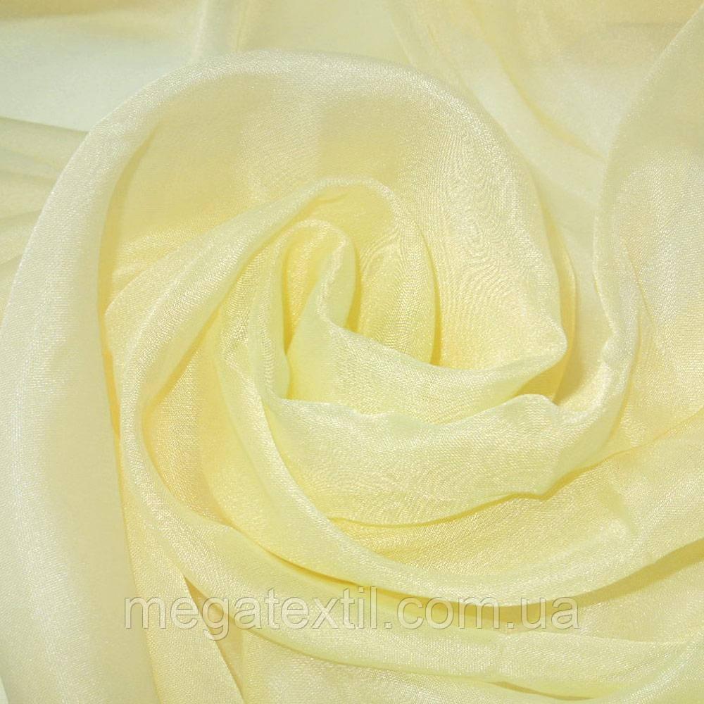 Вуаль жовта бліда ш.280 (30156.011)