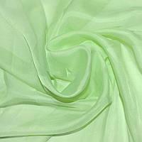 Вуаль салатово-молочна ш.280 (30156.018)