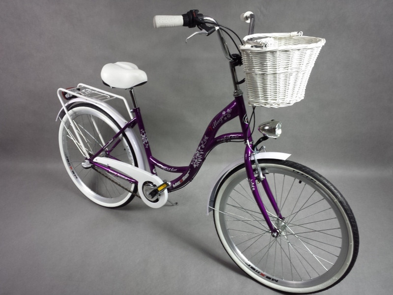"Велосипед дитячий Mexller Village 26"""