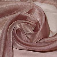 Вуаль коричнево-рожева ш.280 (30156.046)