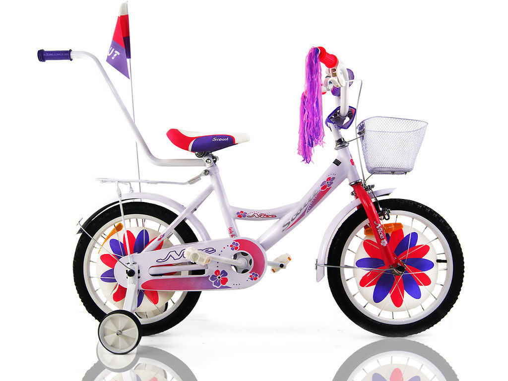 "Велосипед детский Scoul Eco Limited 16"""