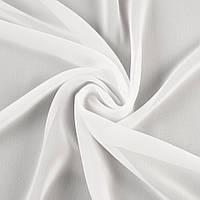 Креп гардини білий, ш.280 (30163.001)