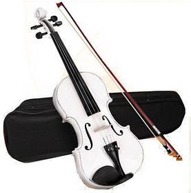 Нова класна скрипка Jago 4/4, три кольори + кейс!