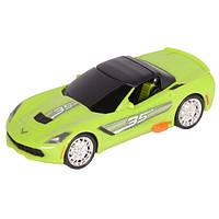 TOY STATE Мини-кабриолет Chevy Corvette C7 Convertible 13 см