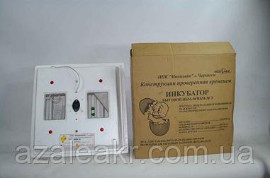 "Мини-инкубатор (70 яиц) ИПМ-30 ручной переворот Лелека - 1 ТМ""МИНИЛАЙН"""