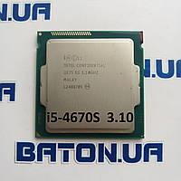 Процессор Intel® Core™ i5-4670S QE75 3.1GHz up 3.8GHz 6M Cache Socket 1150, фото 1