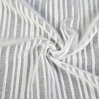 Льон французький білий смуга 5 на 10 мм ш.280 (30417.005)