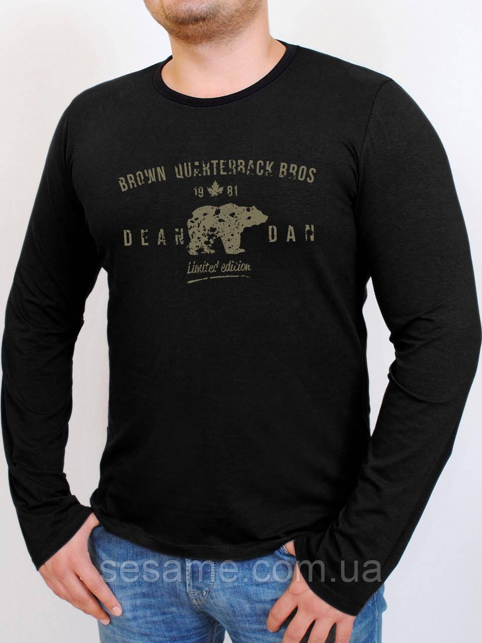 grand ua BROWN LONG футболка длинный рукав