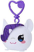 Рарити, плюшевый брелок пони (6,5 см), My Little Pony (E0428/E0030)