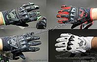 Мото перчатки с защитой FOX Bomber., фото 1