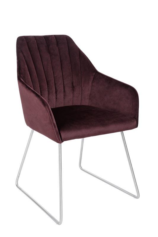 Кресло Benavente (Бенавенте) гранат от Niсolas, мягкая ткань