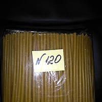 Свечи церковные №120, вес 2кг, 600шт., фото 1