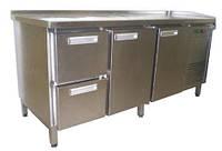 Холодильный стол Тehma с выдвижными ящиками