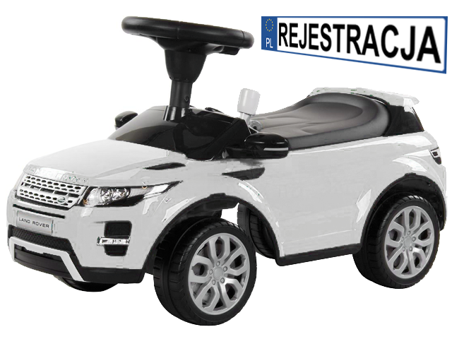 Jeździk автомобіль Range LAND ROVER Evoque