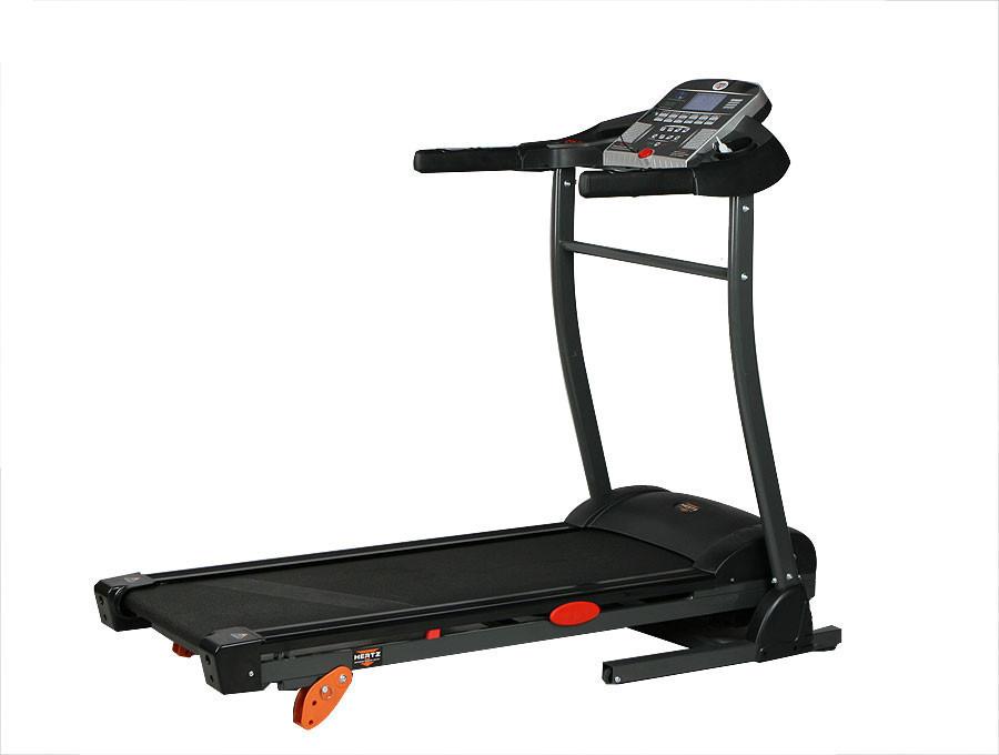 Брэндовая бігова доріжка HERTZ Easy+ 12км /год, 12 програм