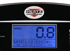 Брэндовая бігова доріжка HERTZ Easy+ 12км /год, 12 програм, фото 2