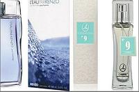 Lambre (Ламбре) №9 - Leau par Kenzo (Kenzo), 8 мл, духи (parfum)
