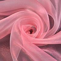 Мус-органза рожева ш.280 (30508.037)