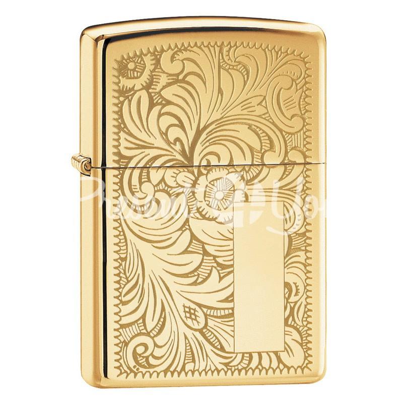 Зажигалка Zippo Classic Venetian Brass 352B