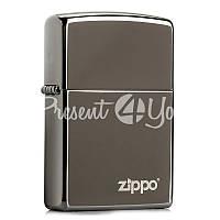 Зажигалка Zippo Black Ice 150zl