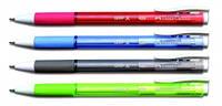 Ручка GRIP X шарик автомат черная 0.5мм