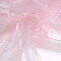 Органза тюль розовая, ш.280 (30512.024)