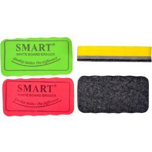 Губка для доски SMART 10,5×5,5×2 см                 7810