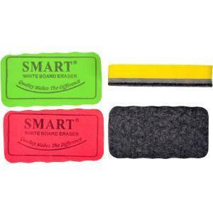 Губка для доски SMART 10,5×5,5×2 см                 7810, фото 2