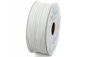 Пластик в котушці ABS+ 1,75 мм 1кг/400 м, Plexiwire, Білий, фото 2