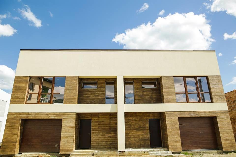 Строительство особняков и частных домов