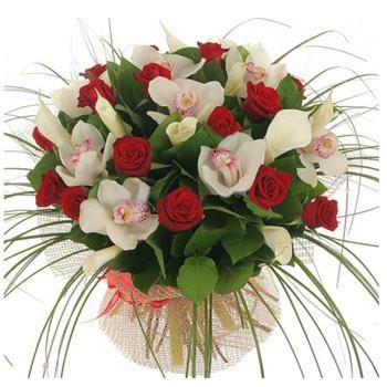 """Оригінальний букет квітів """"Моя Красунька"""""""