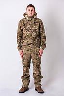 Костюм камуфляжный Мультикам НАТО для охоты и рыбалки  (62-64 размеры)