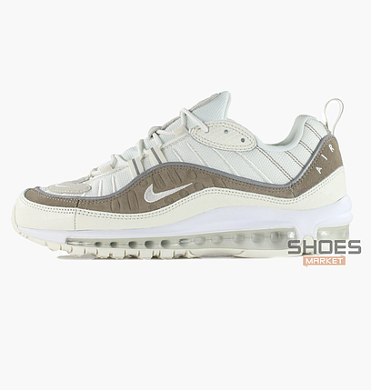 Мужские кроссовки Nike Air Max 98 SE Beige AO9380-100, оригинал, фото 2